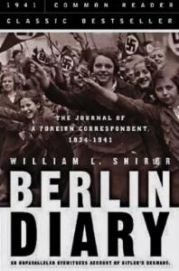 Ширер берлинский дневник