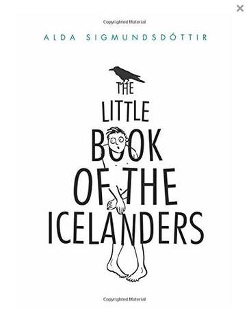 Книги об Исландии