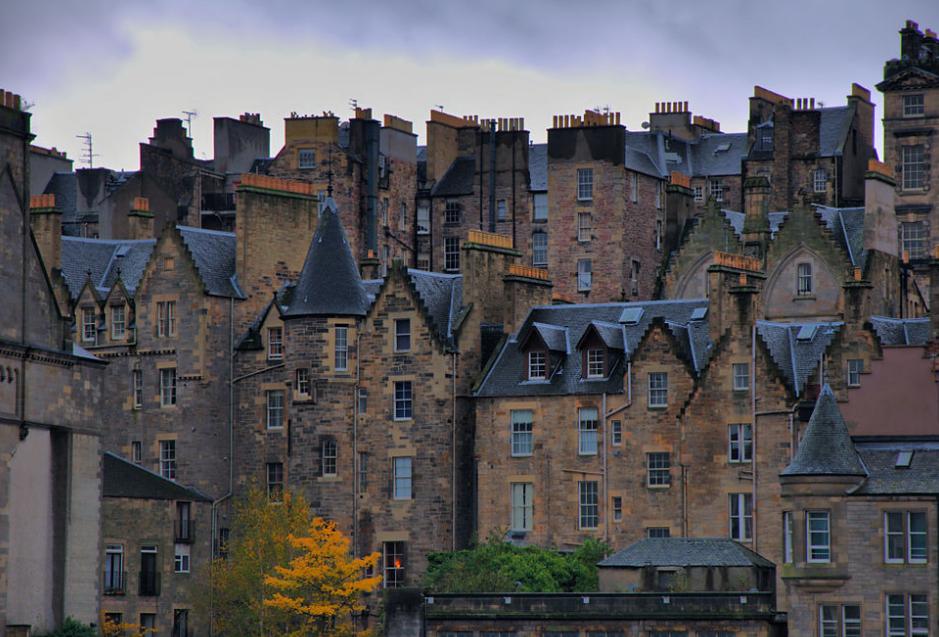 Литературный Эдинбург