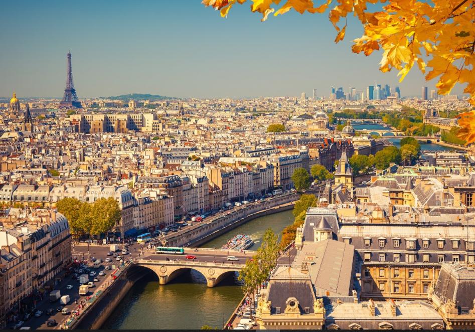 Литературный Париж