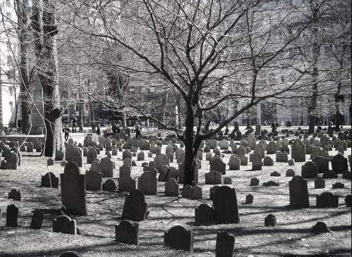 Самые красивые кладбища