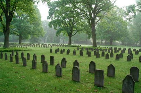 Гамбургское кладбище