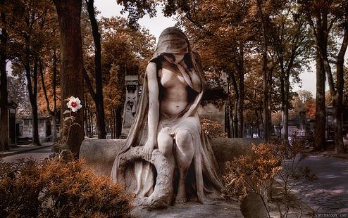 Кладбище Мон-Мартр