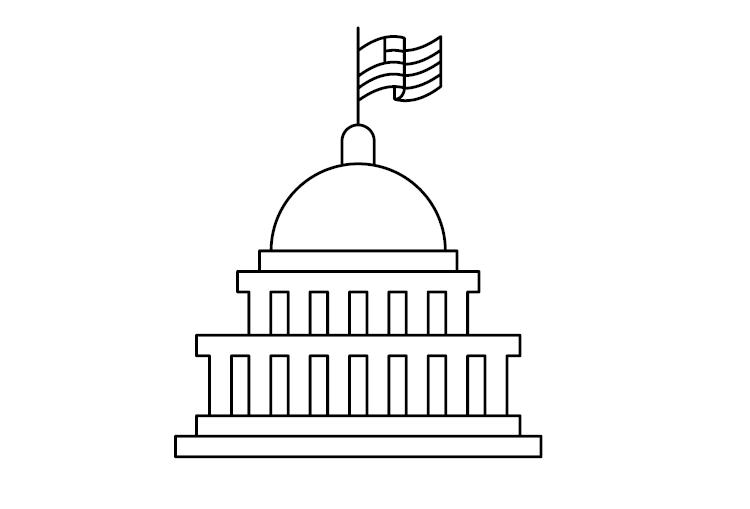 Столицы США