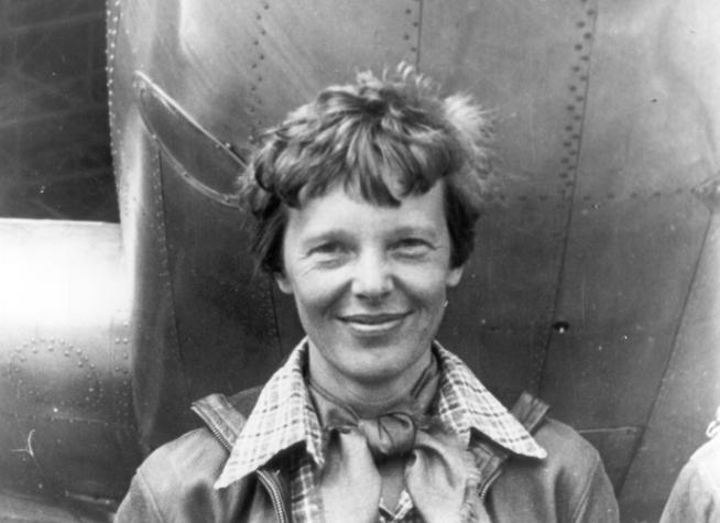 Амелия Эрхарт - женщина-пилот