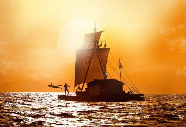 Книги о морских путешествиях