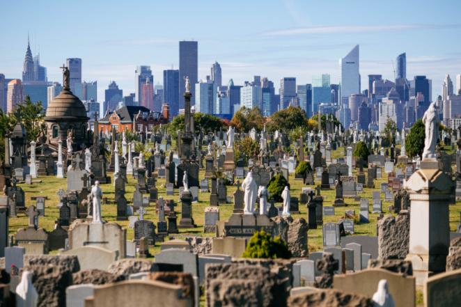 Кладбища Нью-Йорка