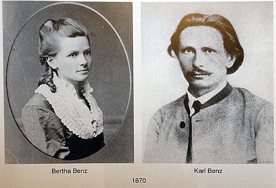 Берта Бенц