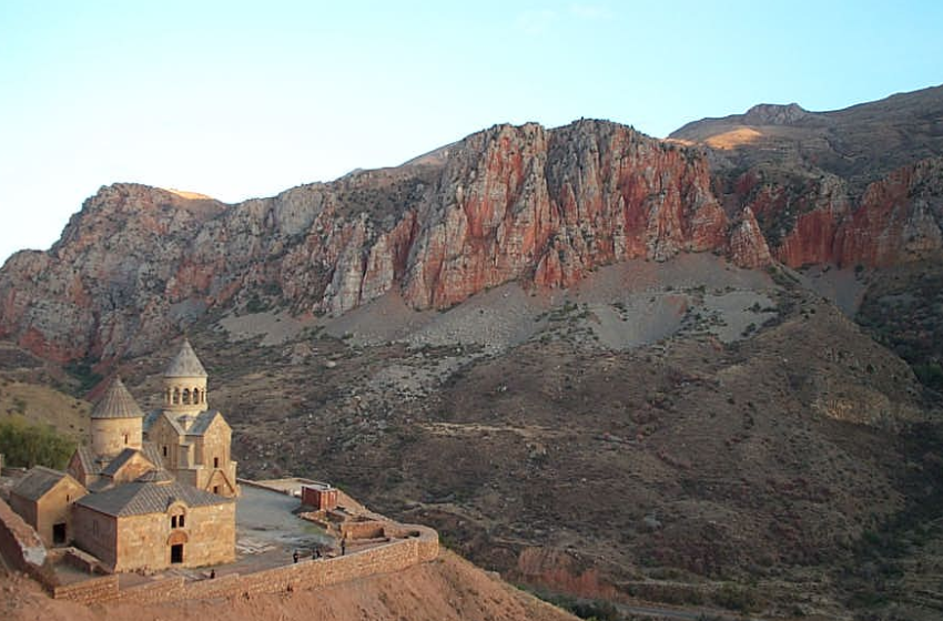 Монастырь нораванк