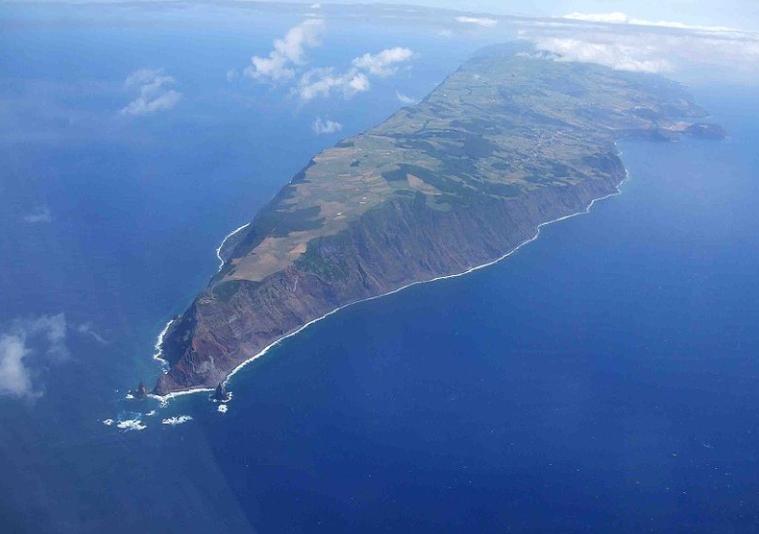 Китобои и остров Сан Жоржи