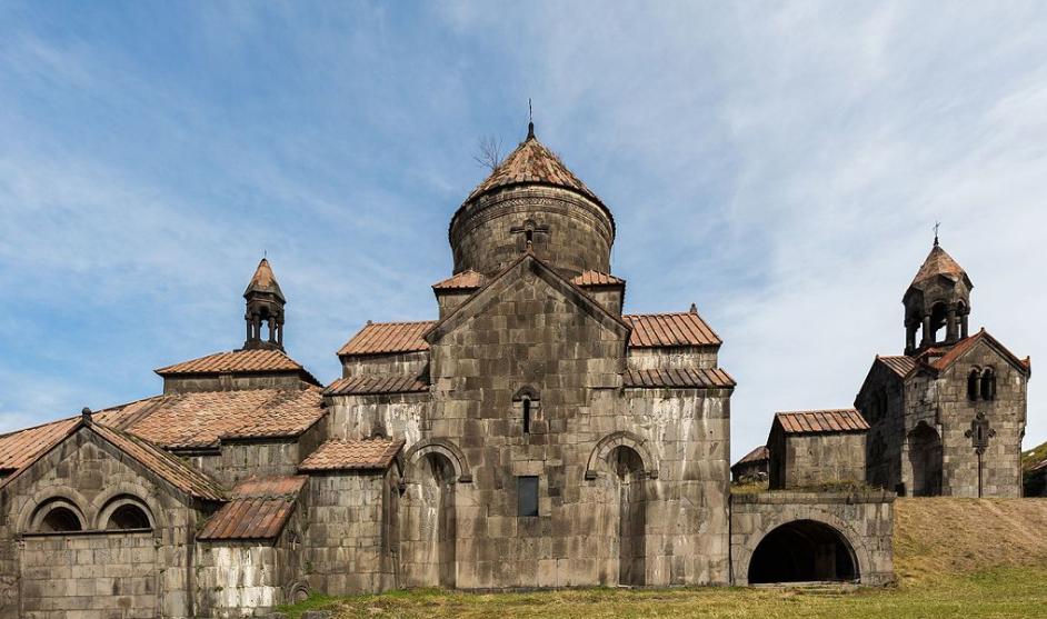 Ахпат монастрь Армения