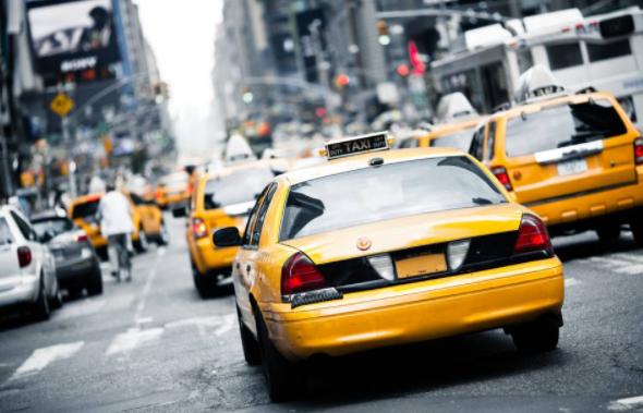 история желтого такси