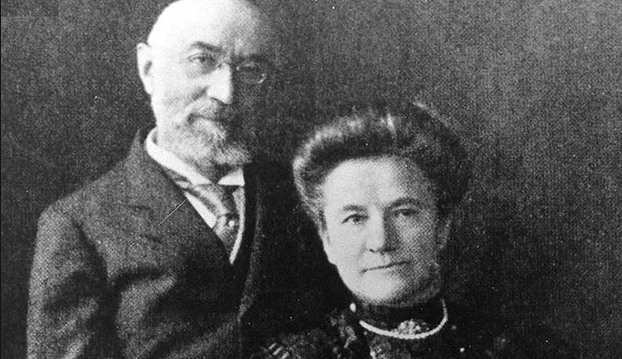 Исидор и Ида Штраусс