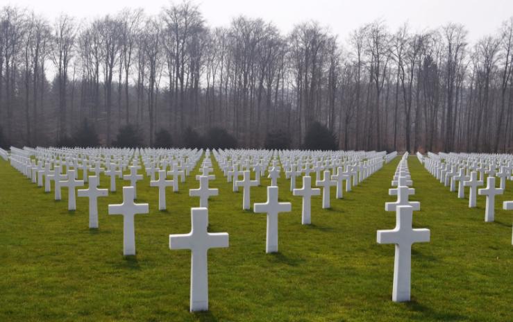 Люксембургское американское кладбище