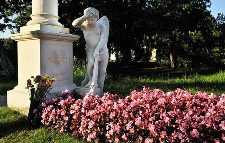 Кладбище Святого Марка Вена